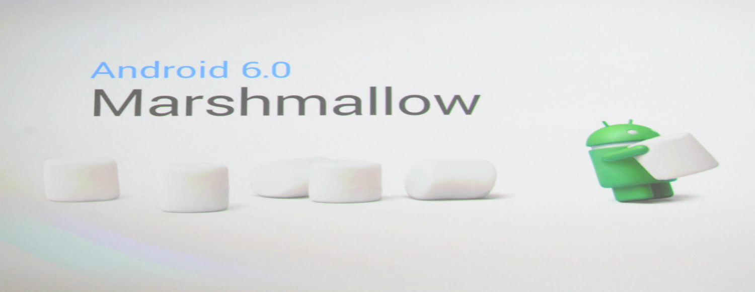 Android Marshmallow is Finally Squeezing