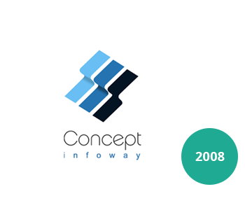 Concept Infoway - Old Logo 2008