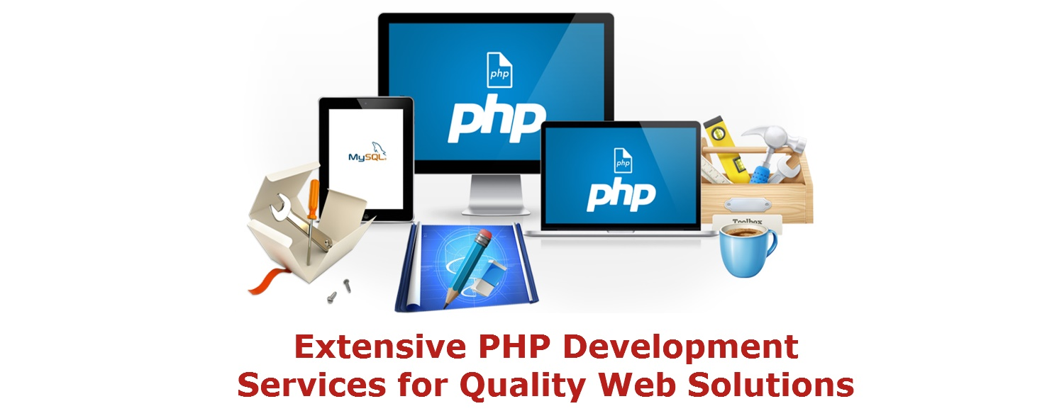 Extensive PHP Development Services for Quality Web Solutions