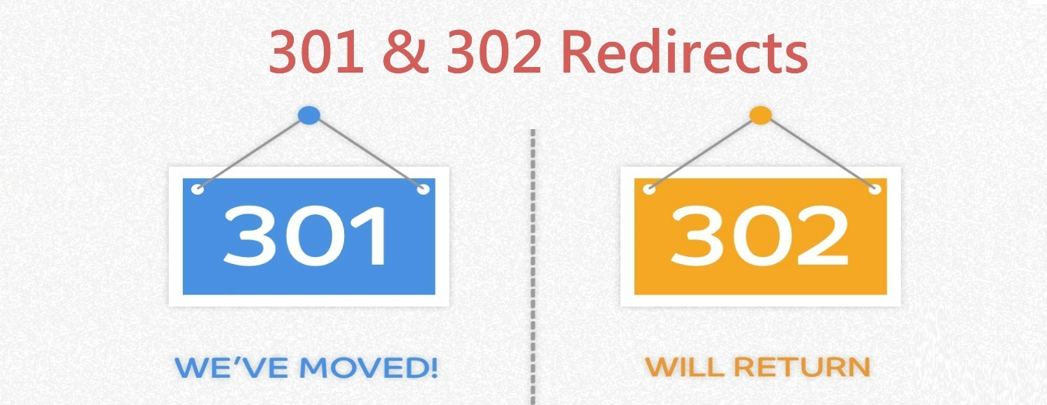 301 & 302 Redirects How To