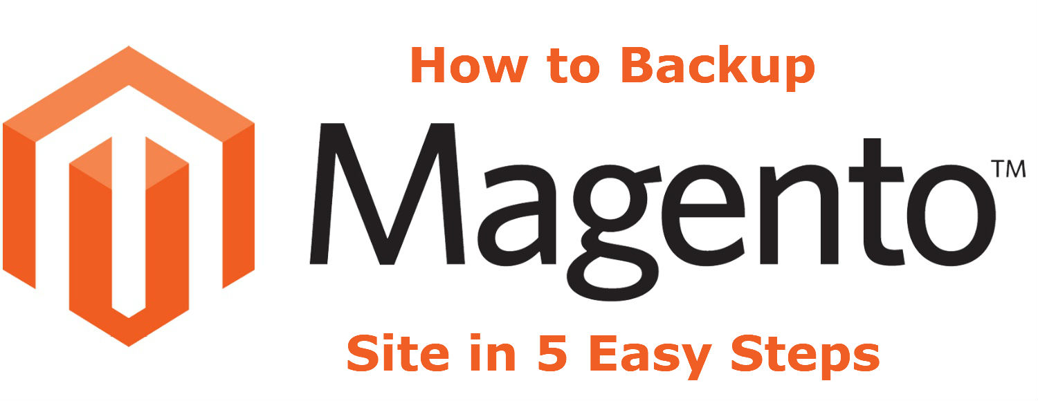 How to Backup Magento Site in 5 Easy Steps