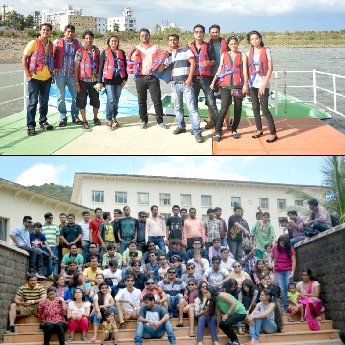 Annual Company Trip to Lavasa
